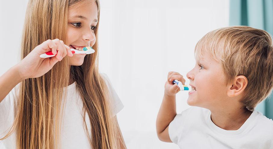 Rocka munnen – En framgångsrik tandborstningsapp